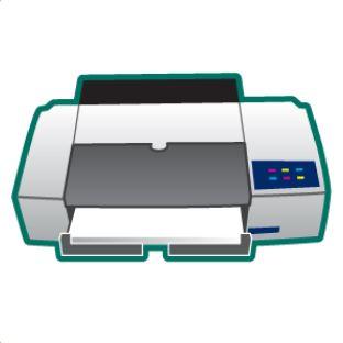 Recycle Computer Printer