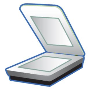 Recycle Computer Scanner