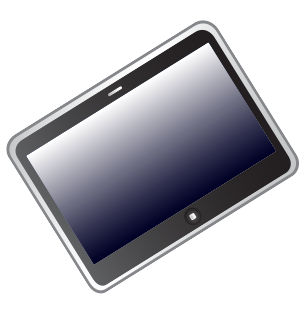 Recycle Computer Tablet
