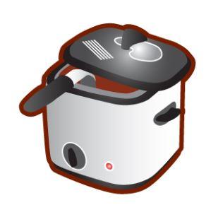 Recycle Deep Fryer