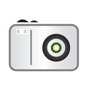 Recycle Digital Camera