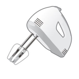 Recycle Egg Beater