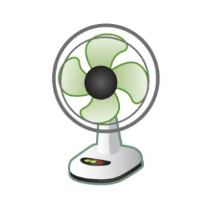 Recycle Fan
