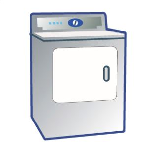 Recycle Laundry Dryer