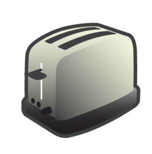 Recycle Toaster