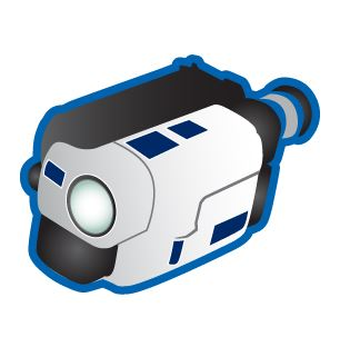 Recycle Video Camera