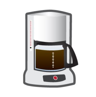 Recycle Coffee Machine