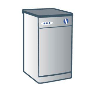 Recycle Dishwasher