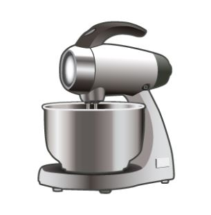 Recycle Mixer Small Appliances