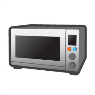 Recycle Toaster Oven Microwave