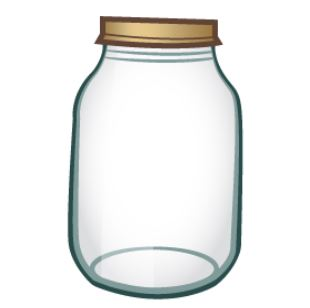 Recycle Glass Jars
