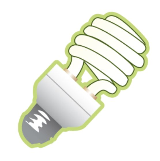 Recycle Compact Fluorescent Light Bulbs