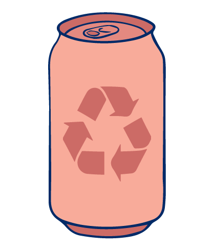 HOW ALUMINUM CANS ARE RECYCLED