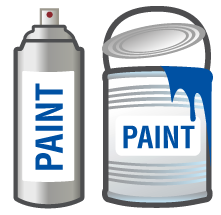 Recycle Paint